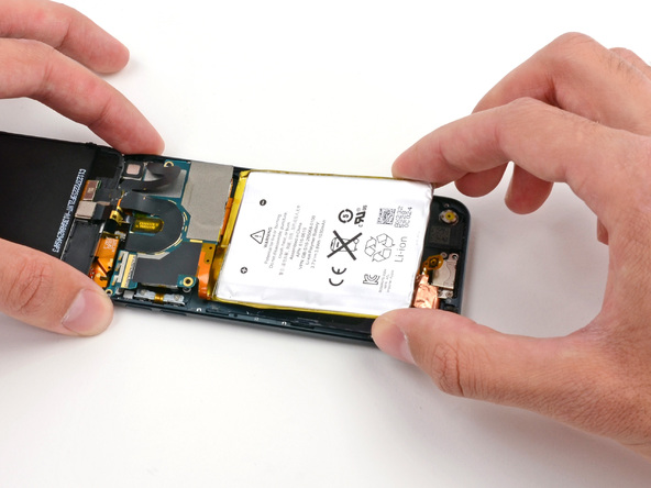 Замена аккумулятора ipod киев